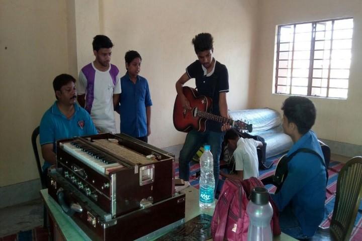 Sardar Patel Public School-Music