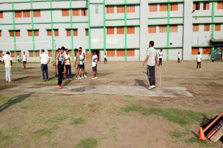 Sardar Patel Public School-Play Area