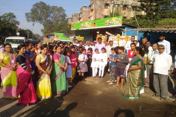 Sardar Patel Public School-Rally