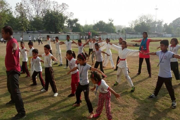 Sardar Patel Public School-Self Defence