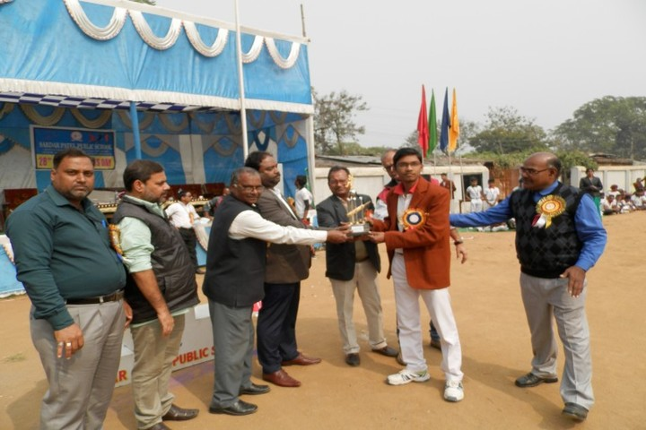 Sardar Patel Public School-Sports Day