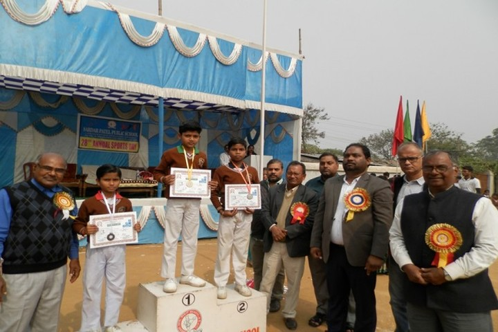 Sardar Patel Public School-Sports Event