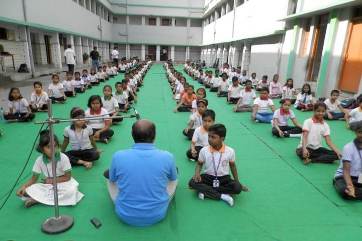Sardar Patel Public School-Yoga