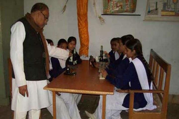 Sarswati Shishu Vidya Mandir-Biology-Lab