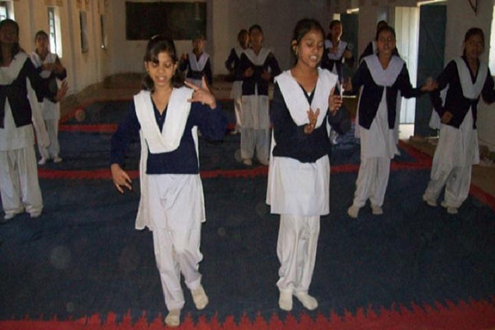 Sarswati Shishu Vidya Mandir-Dance