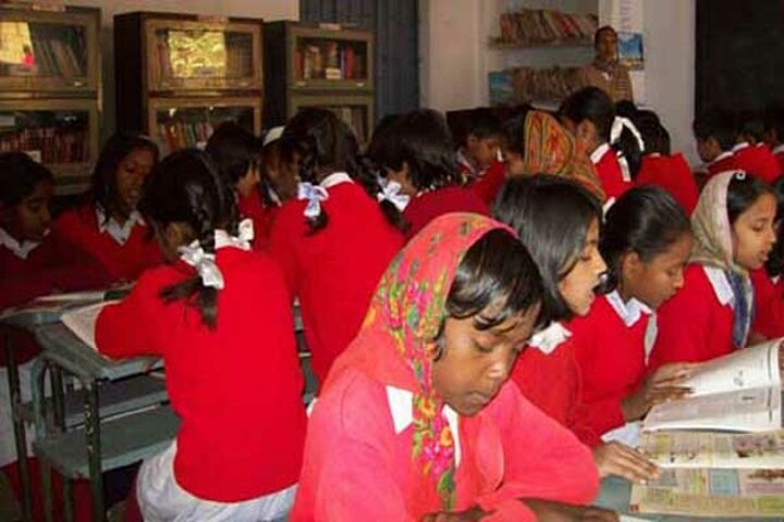 Sarswati Shishu Vidya Mandir-Library