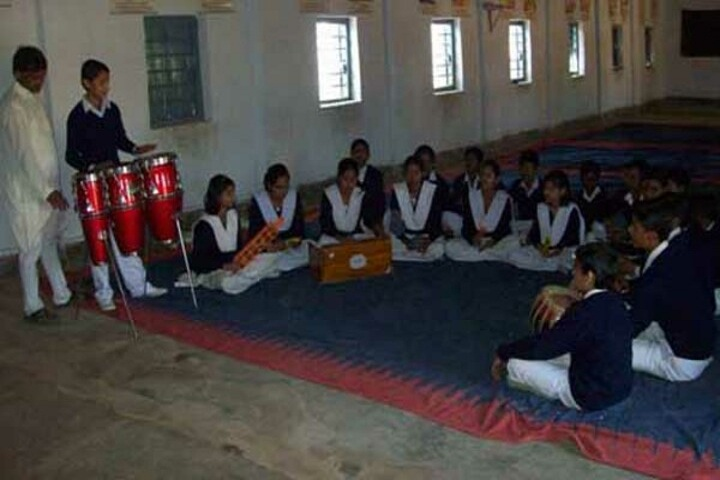 Sarswati Shishu Vidya Mandir-Music