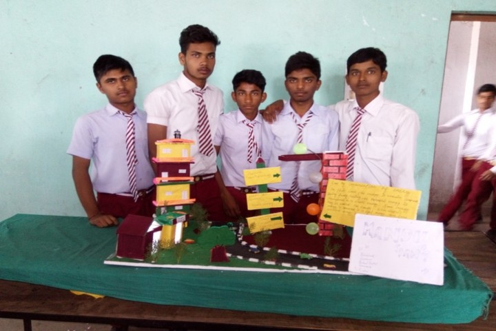 Sarvoday Niketan-Student Project