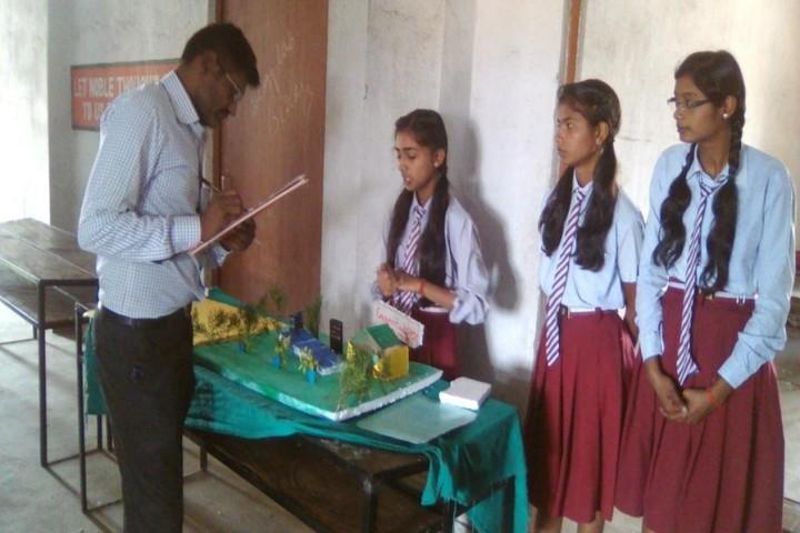 Sarvoday Niketan-Science Exhibition