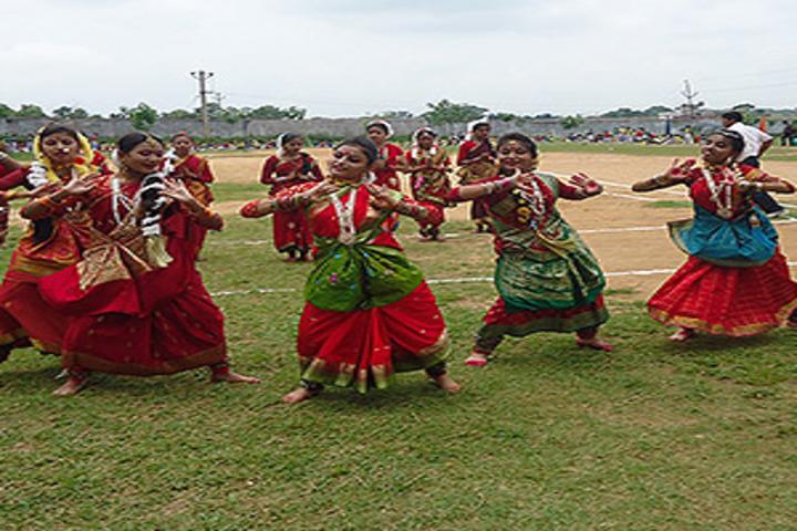 Savitri Devi D A V Public School-Cultural Program