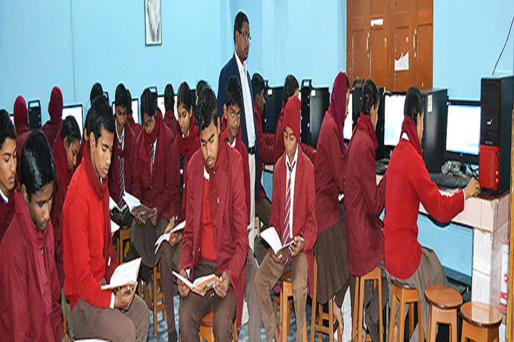 Savitri Devi D A V Public School-Computer Lab