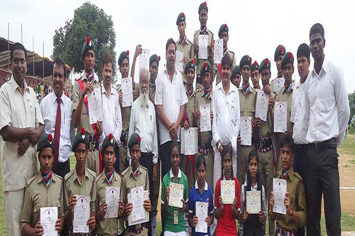 Savitri Devi D A V Public School-NCC Achievement