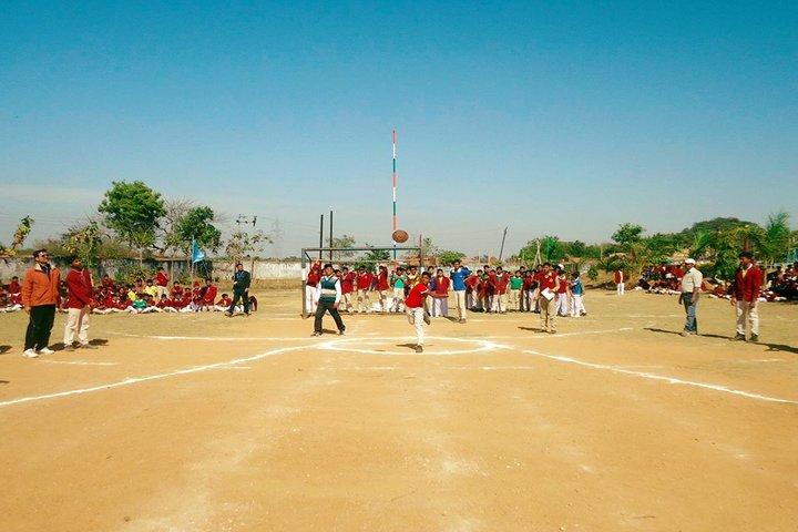 Savitri Devi D A V Public School-Play Area