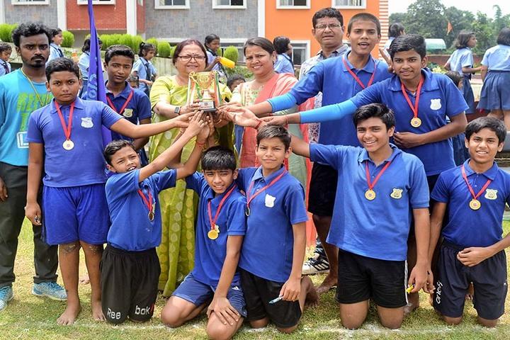 Sharda Global School-Achievement
