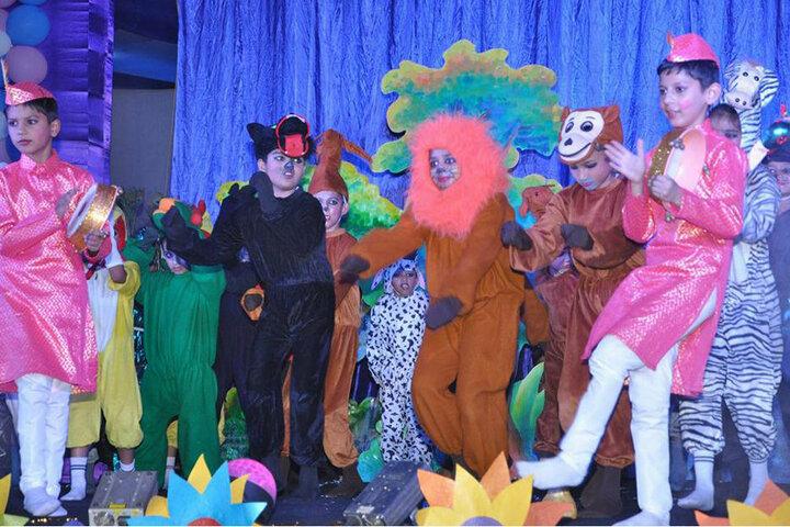 Sharda Global School-Dance