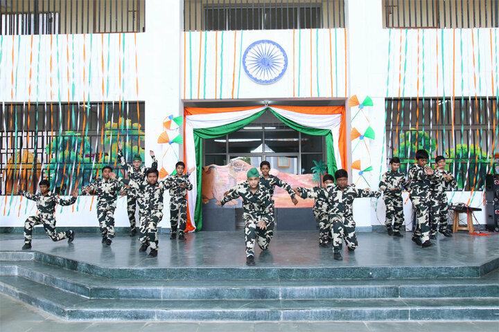 Sharda Global School-Independence Day