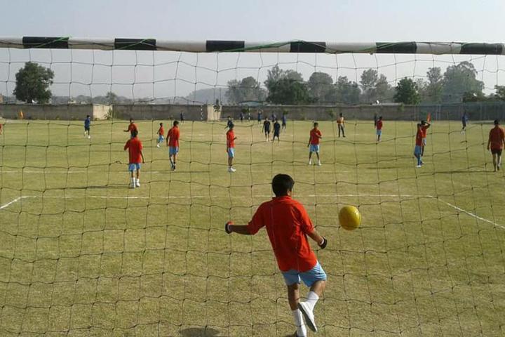 Sharda Global School-Play Area