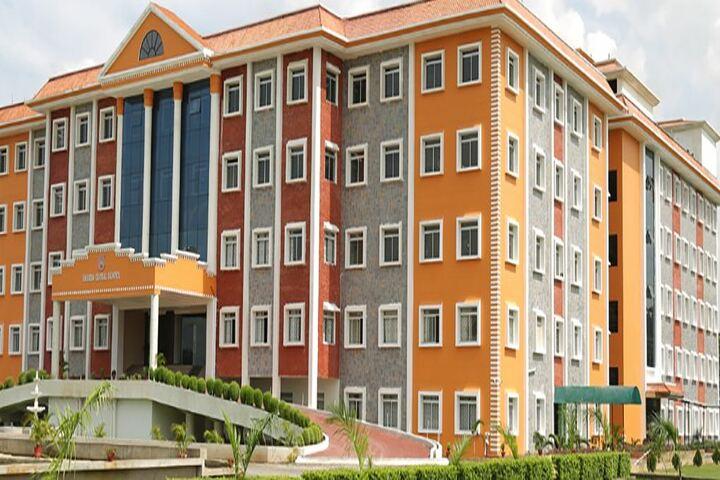 Sharda Global School-School Building