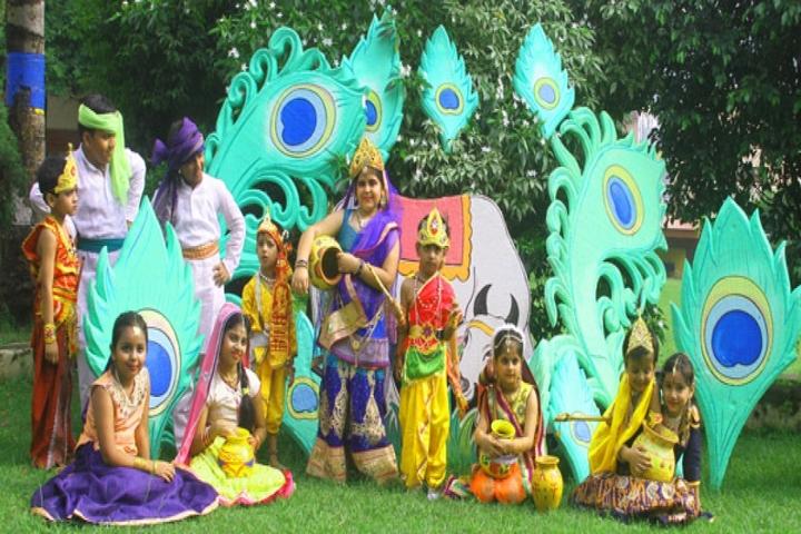 Sheyn International School-Janmastami Celebration