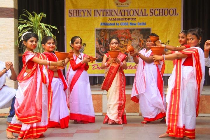 Sheyn International School-Dance