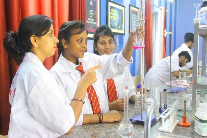 Sheyn International School-Lab