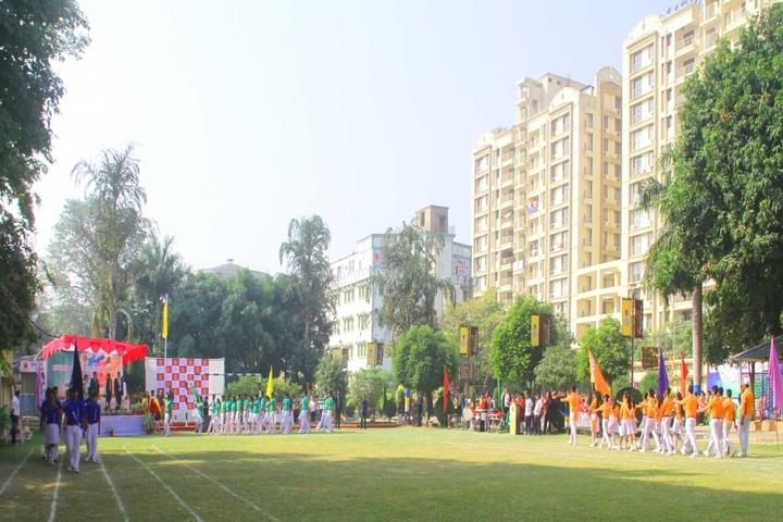 Sheyn International School-Play Area