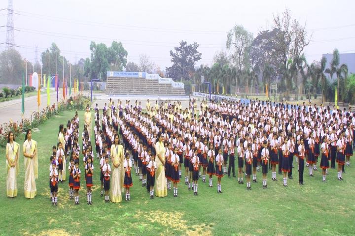 Sheyn International School-Assembly