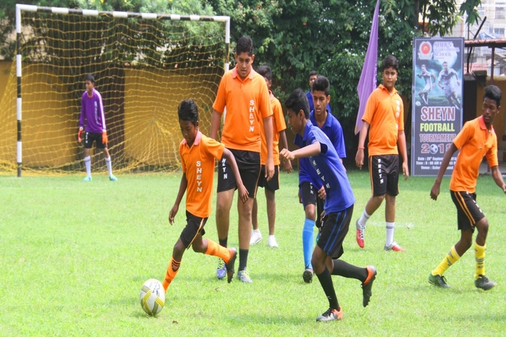 Sheyn International School-Sports