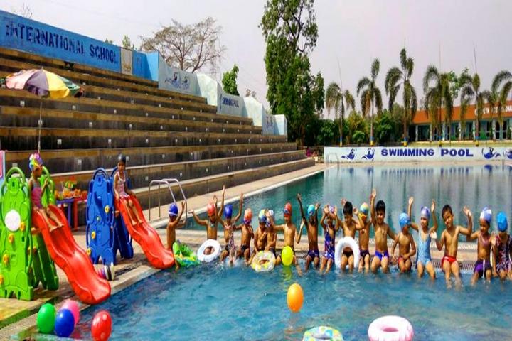 Sheyn International School-Swimming