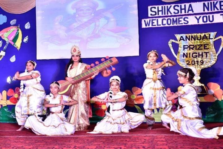 Shiksha Niketan-Cultural Program