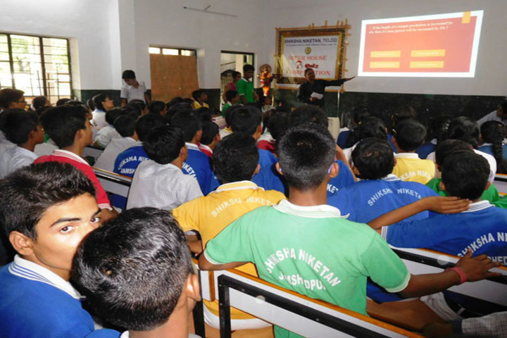 Shiksha Niketan-Digital Classroom