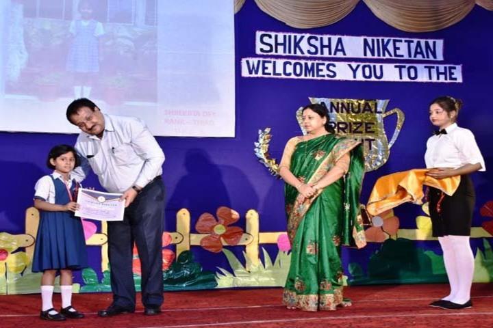 Shiksha Niketan-Prize Distribution