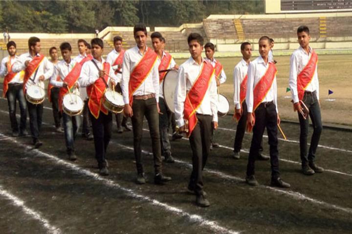 Shiksha Niketan-School Band