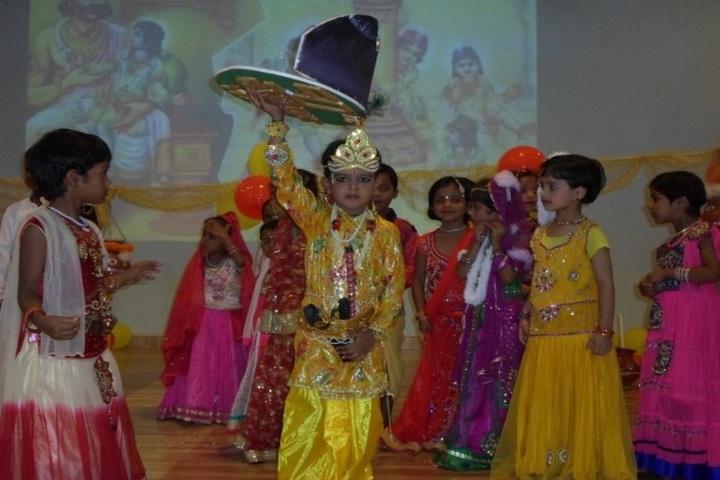 Shradhanand Bal Mandir Senior Secondary School-Drama