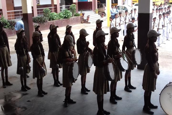 Shradhanand Bal Mandir Senior Secondary School-School Band