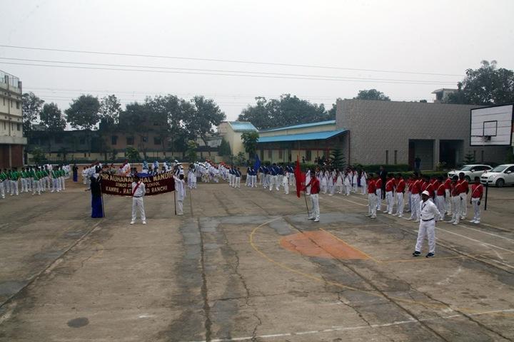 Shradhanand Bal Mandir Senior Secondary School-Sports Day