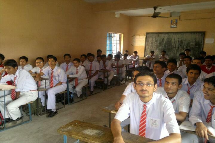 Sido Kanhu High School-Class room