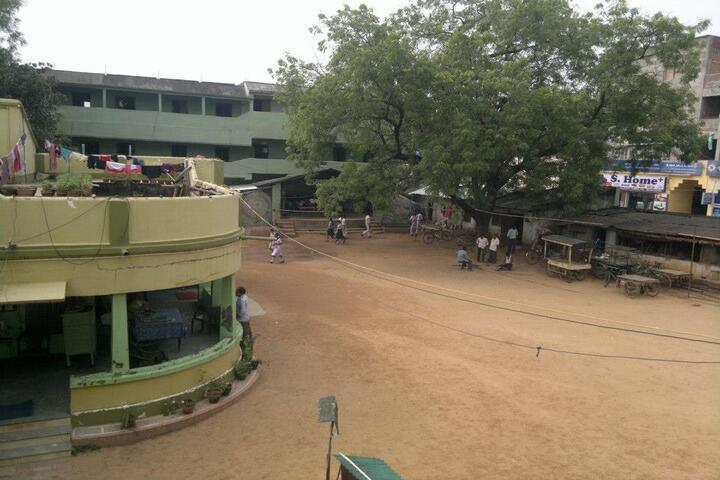 Sido Kanhu High School-Play Ground