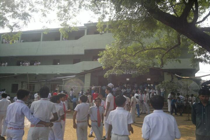 Sido Kanhu High School-Sports