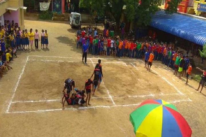 Sido Kanhu High School-Games