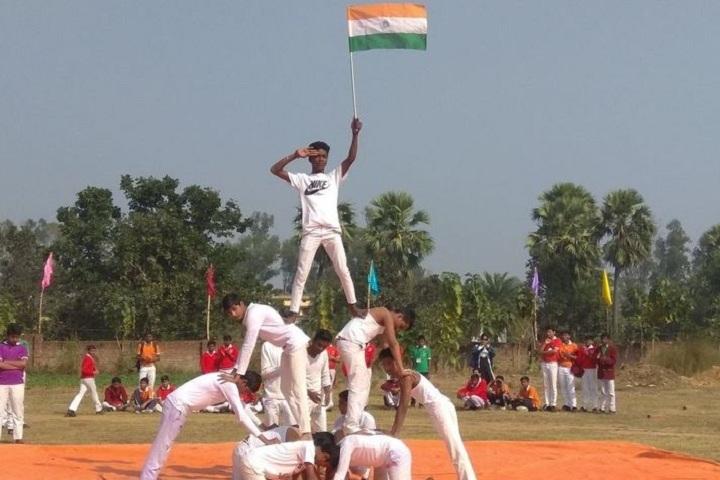 Sido Kanhu High School-Independence Day