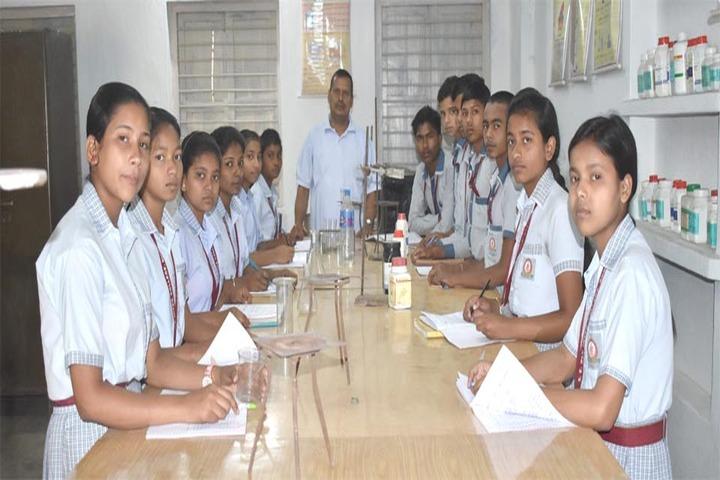 South Eastern Railway Inter College-Biology Lab