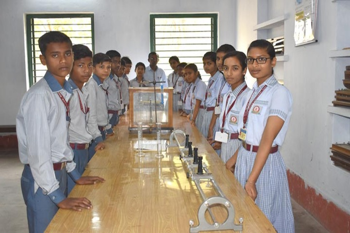South Eastern Railway Inter College-Chemistry Lab