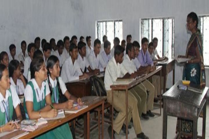 South Eastern Railway Inter College-Classroom