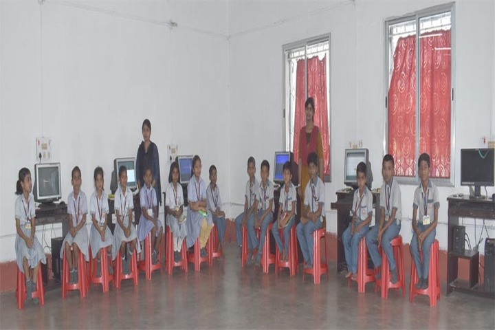 South Eastern Railway Inter College-Computer Lab