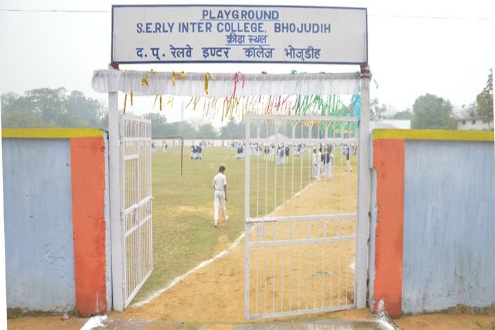 South Eastern Railway Inter College-Ground