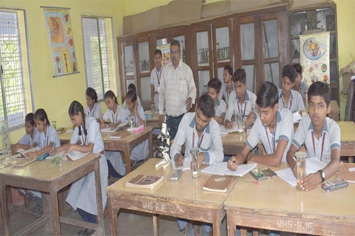South Eastern Railway Inter College-Lab