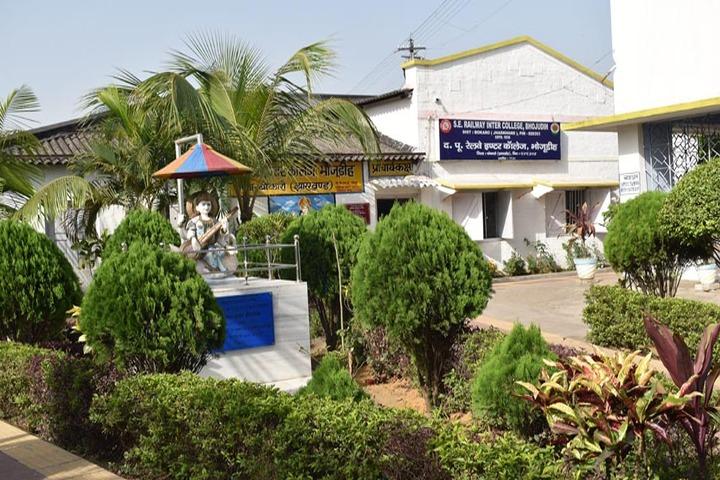 South Eastern Railway Inter College-School Building