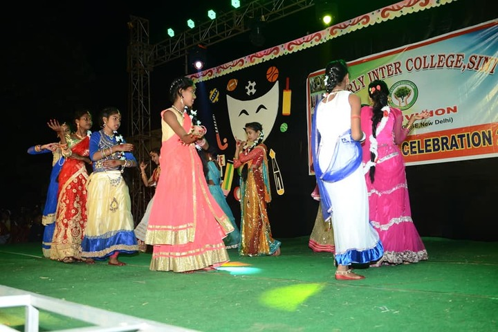 South Eastern Railway Inter College-Cultural Event