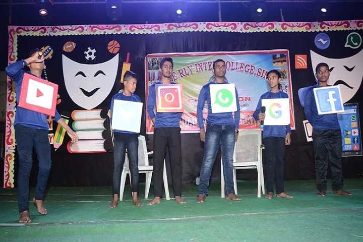 South Eastern Railway Inter College-Drama